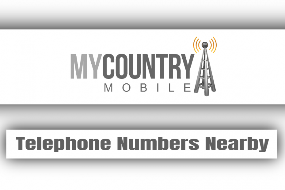 Telephone Numbers Nearby - My Country Mobile