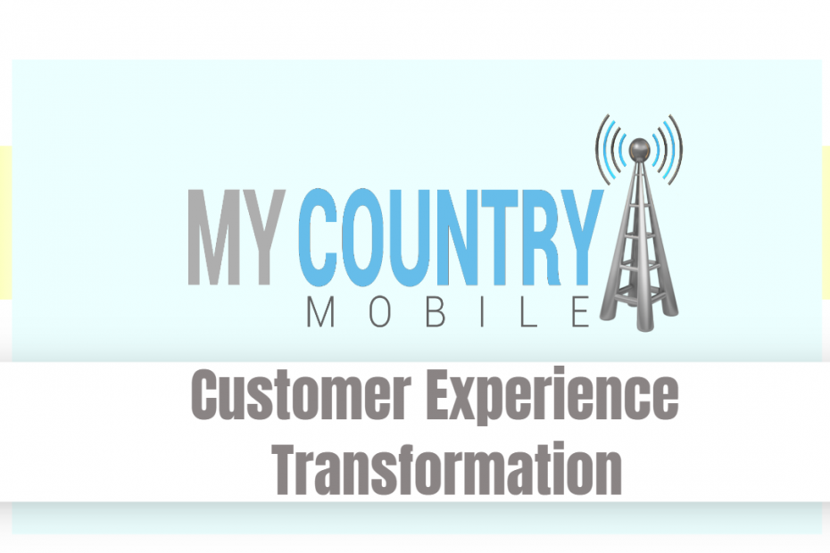 Customer Experience Transformation - My Country Mobile